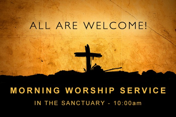 morning-worship-service
